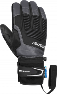 Reusch Slash R-TEX® XT 4801202 706 black grey front